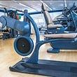 Fitnessbereich Physio- & Sportarena Luzern-Littau