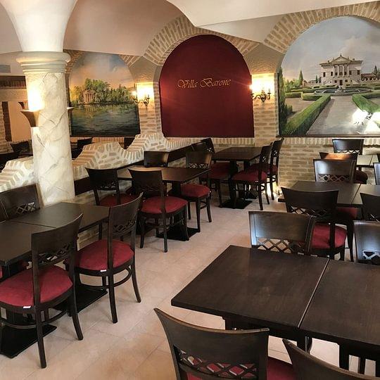 Ristorante Pizzeria Villa Barone