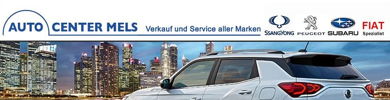 Autocenter Mels AG