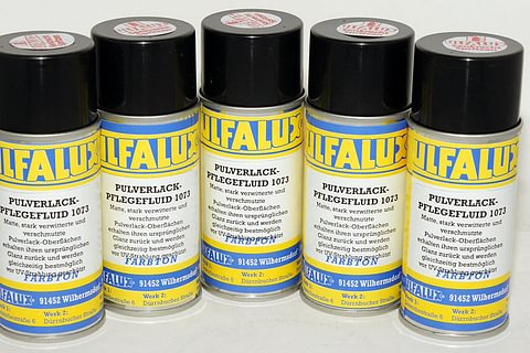 ULFALUX Pulverlack Pflegefluid 1073 Spray