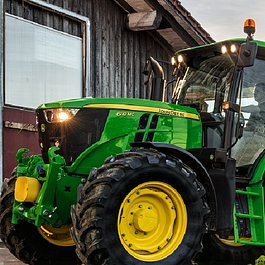 Modernste Traktorentechnik - exklusiv für Sie imRaum Aarau/Brugg/Lenzurg