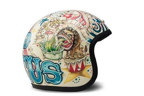DMD Helmet Circus