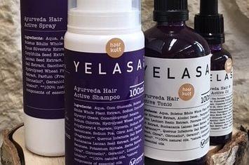 YELASAi Ayurveda Hair
