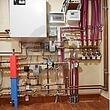 hydraulique complexe chaudière gaz