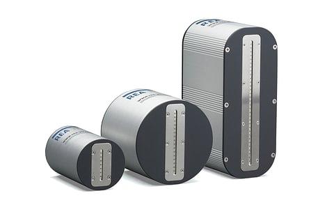 REA JET DOD 2.0 Grossschrift Drop On Demand Technologie Tintenstrahldrucker