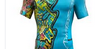 CRAZY IDEA T-Shirt Sky Run-Trail Print Man V22-Psycho