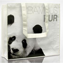 Bambus Tragetasche