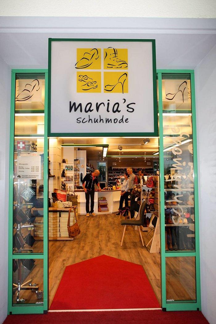 Maria`s Schuhmode