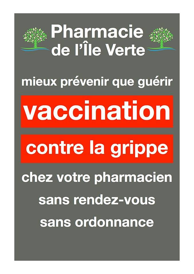 Pharmacie de ile Verte
