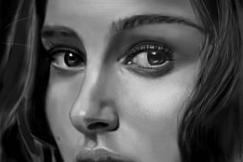 Portrait dessiné