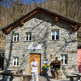 Antico Grotto Stevenoni