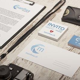 Corporate e Brand Identity professionale Lugano