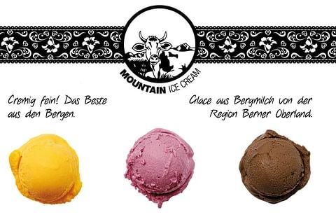 Montain Ice Cream