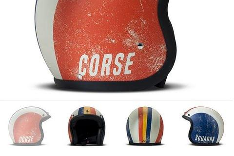 DMD Helmet Squadra corse - vintage