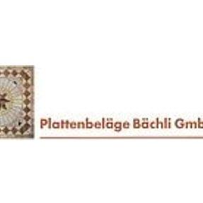 Plattenbeläge Bächli GmbH