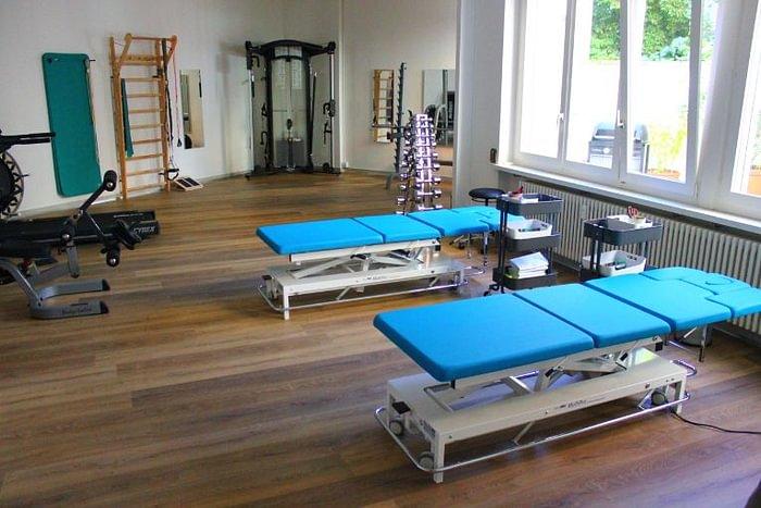 Physiotherapie TRAINIERBAR