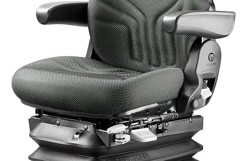 Komfort-Fahrersitze für Landmaschinen