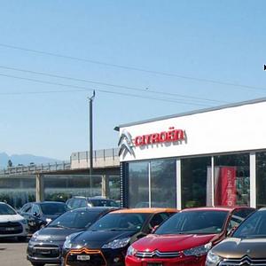 Garage Citroen Dind SA