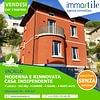 Vendesi a Vacallo rinnovata casa indipendente di 6 locali