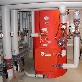 Production d'eau chaude sanitaire