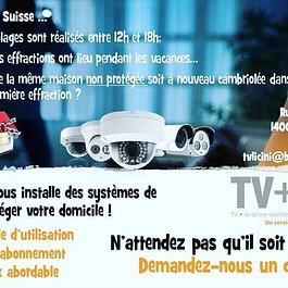 Vidéo-surveillance, alarme et sécurité