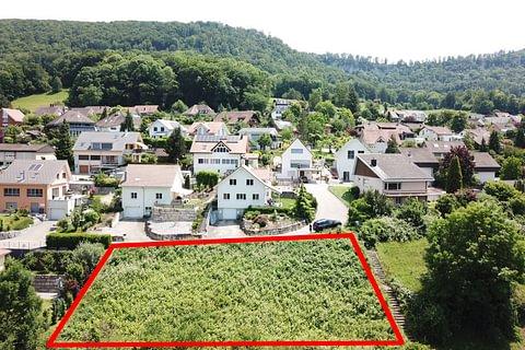 Bauland an sonniger Aussichtslage in Duggingen zu verkaufen