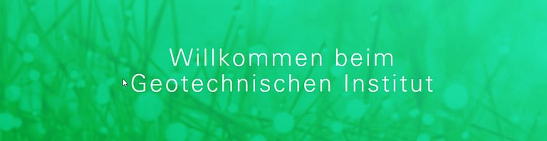 Geotechnisches Institut AG Basel