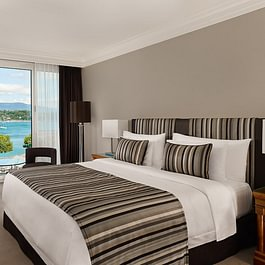 Deluxe Room - Hotel President Wilson, a Luxury Collection Hotel, Geneva