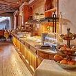 Frühstücksbufett Hotel Spinne Grindelwald