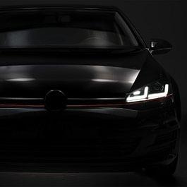 VW Golf 7 Osram LED Scheinwerfer