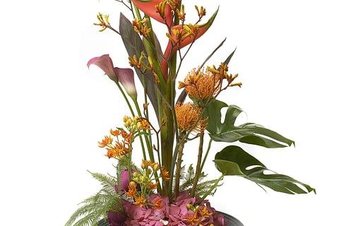 Composition florale personalisée