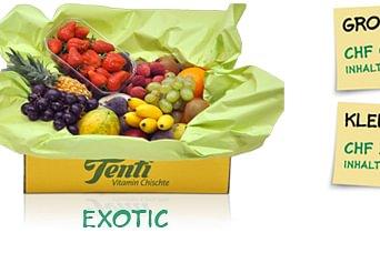 Vitamin-Chischte Exotic