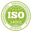 ISO 14001 : 2015 Umweltmanagement