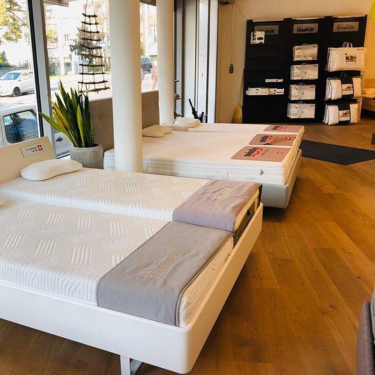 Bettenfachgeschäft Zürich City