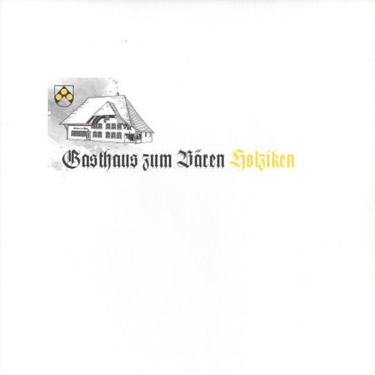 Logo Gasthaus Bären Holziken