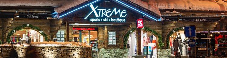 Xtreme sports ski boutique