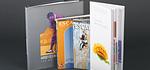 Graphisme pour livres et brochures