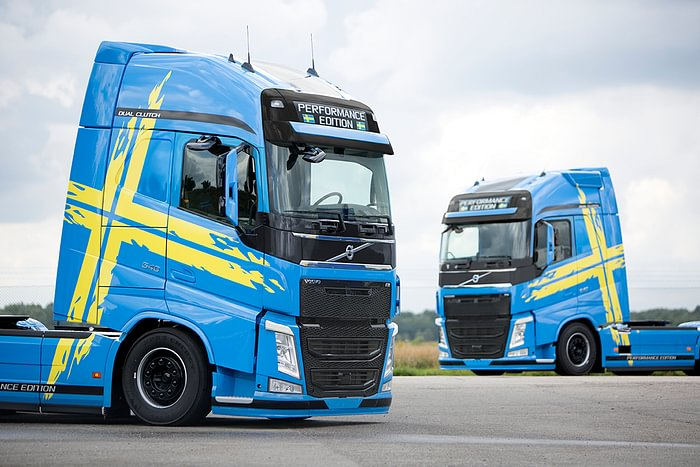 VOLVO TRUCKS Performance Edition