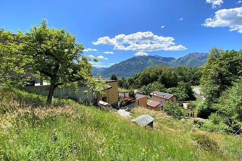 Contra (Tenero) Terreno edificabile in vendita