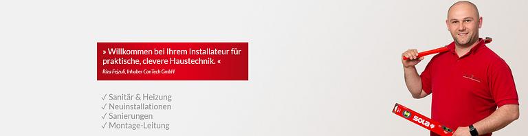 ConTech Installationen GmbH