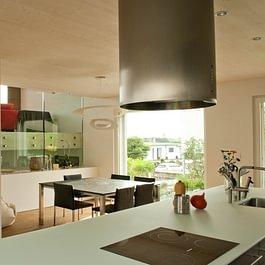 Neubau Einfamilienhaus in Minergie-P Standard