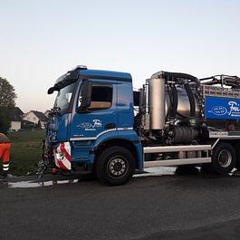 Recyling Spül-Saugwagen
