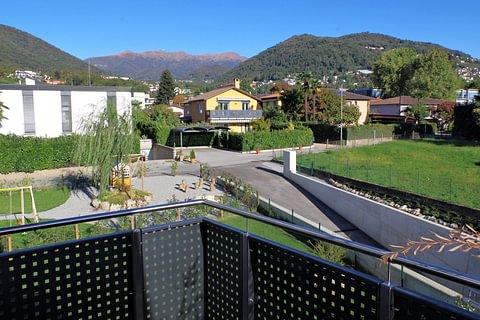 Caslano Attico di 3,5/4,5 locali con roof-garden in vendita