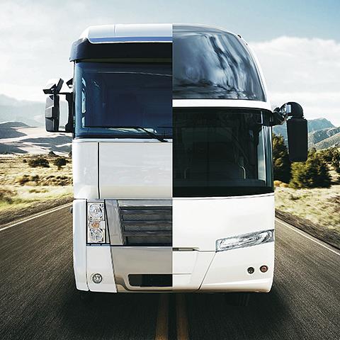 Komponenten für LKW, Anhänger und Busse