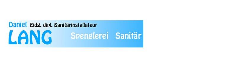 Daniel Lang Eid.Dipl. Sanitärinstallateur