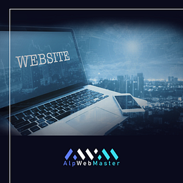 AlpWebmaster.com website design