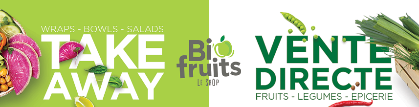 Biofruits - Le Shop Sion