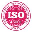 ISO 45001 : 2018 Arbeitssicherheit
