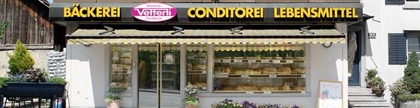 Bäckerei-Konditorei Vetterli