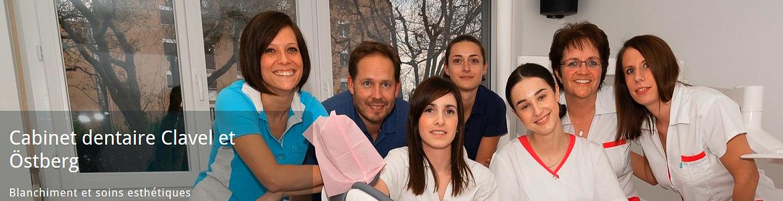 Cabinet dentaire Clavel et Östberg